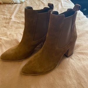 Steve Madden Addy Ankle Booties